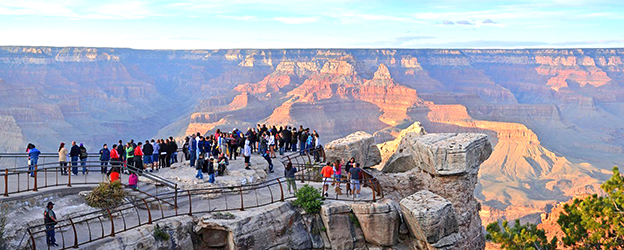 Hoa Kỳ bờ Tây: Los Angeles - Las Vegas - Grand Canyon: West Rim - San Francisco